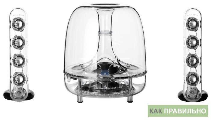 HarmanKardon SoundStick Wireless цена $300